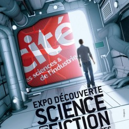 Affiche Expo Science et fiction