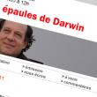 Jean-Claude Ameisen, immunologiste et animateur de l'incroyable émission radio Sur les Épaules de Darwin
