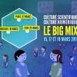 """Bannière """"Le Big Mix"""" (15, 17 et 18 mars 2011 à Lyon, Paris et Bordeaux)"""