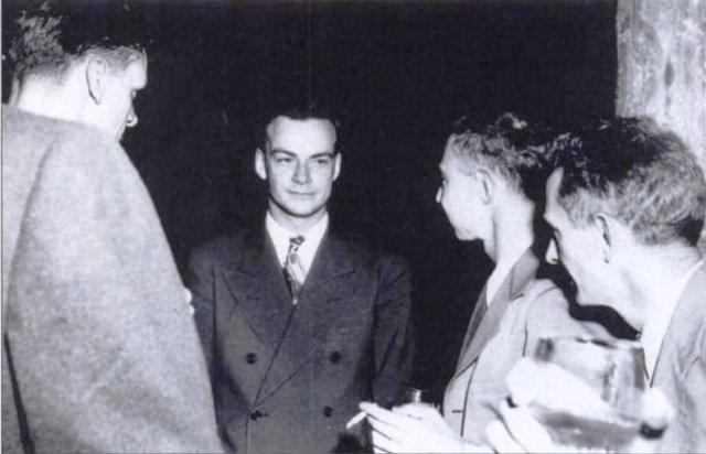 Feynman S Letter To Homi Bhabha