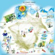 Science Map for Kids