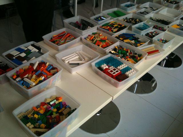 comment construire quelque chose en lego