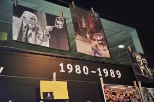Frise chronologique pour l'anniversaire de Franck Oppenheimer