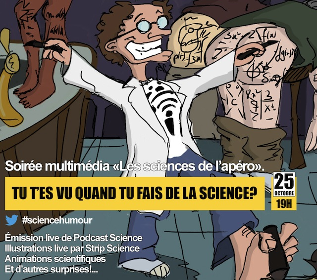 [Science et Humour] So...