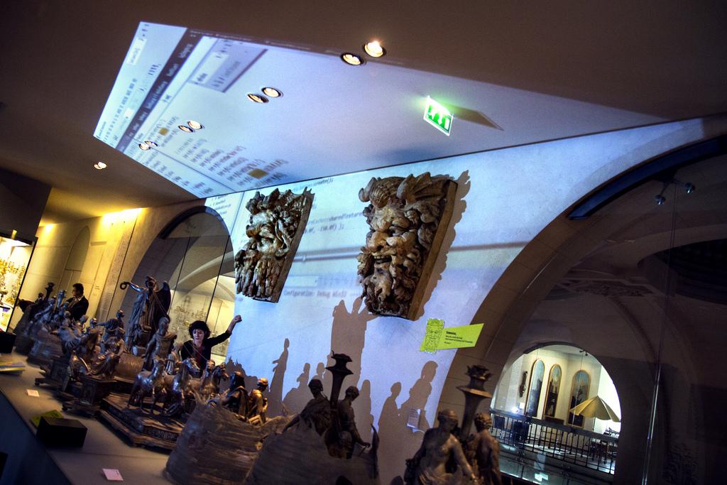 Rencontre Museogeeks 2014